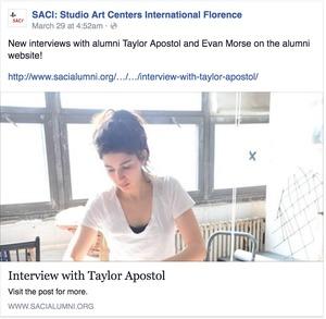 SACI Alumni Interview