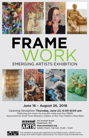 Framework Arsenal Center for the Arts
